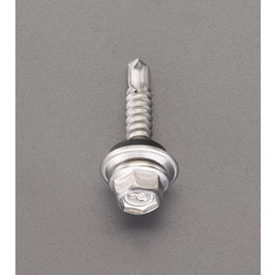 Hex agonal Head Piercing Screw (With Seal) [Stainless ] EA949EG-851