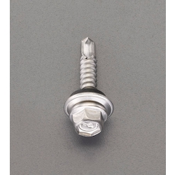 Hex agonal Head Piercing Screw (With Seal) [Stainless ] EA949EG-853