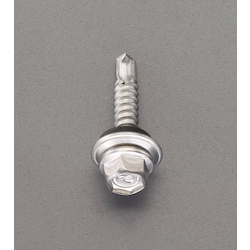 Hex agonal Head Piercing Screw (With Seal) [Stainless ] EA949EG-854