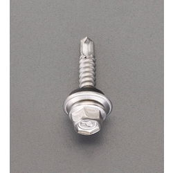 Hex agonal Head Piercing Screw (With Seal) [Stainless ] EA949EG-861