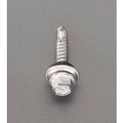 Hex agonal Head Piercing Screw (With Seal) [Stainless ] EA949EG-863
