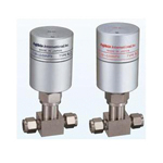 Stainless Steel 16. 2MPa Pneumatic Cylinder Type High Pressure Bellows Valve