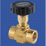 Brass 4.9 MPA Powerful Series Needle Stop Valve