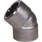 High Pressure Insertion Fitting SW 45°E/45° Elbow