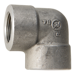 High Pressure Screw Fitting, PT 90°E/Elbow