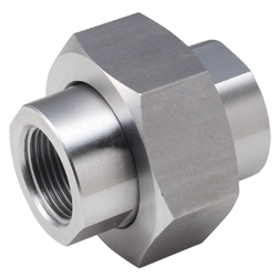 Screw Fitting for High-Pressure PT OU/O-Ring-Shaped Union