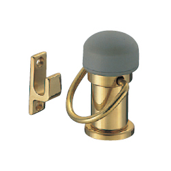 Chestnut Doorstop with Swing Stopper (Combination Type) RB-25