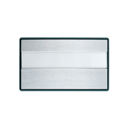 E-10 Name Plate for Each Door List 2112