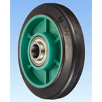 PND Type, Polybutadiene Rubber Wheels (with Stainless Steel Bearings), Made of Resin