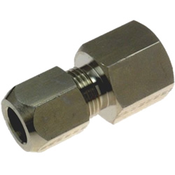Ring Copper Pipe Fittings (for Instrumentation) - Pressure Meter Union Fitting (G)