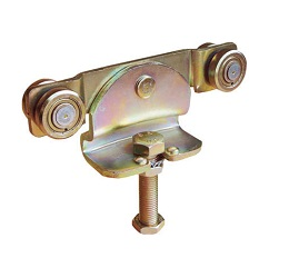 "Suspension Wheels for Door Hanger ""Niko"" (Double Wheel Bearings)"