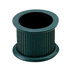 Round chair leg cap