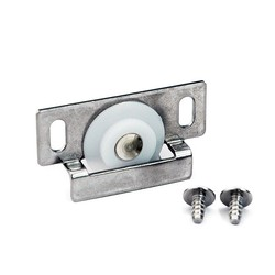 Replacement Door Roller for Steel Doors 3N-C (Flat)