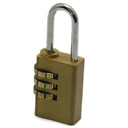 3-Stage Combination Lock