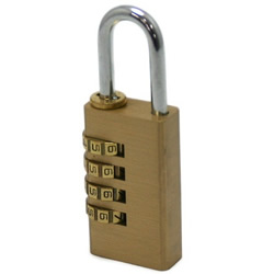 4-Stage Combination Lock