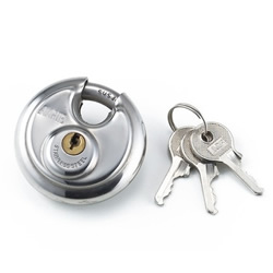 Stainless Steel Drum Lock