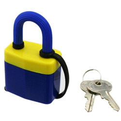 Easy Waterproofing Padlock