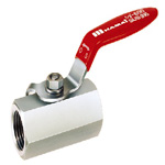 Stainless Steel Ball Valve  BSS Series Level Handle Type