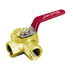 Brass Ball Valve RBS Series Three-way Valve