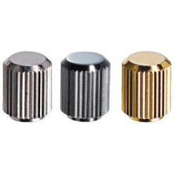 Brass Knurled Nut (Stepped / Cap Type) NBNT-D/DB/DC/DG