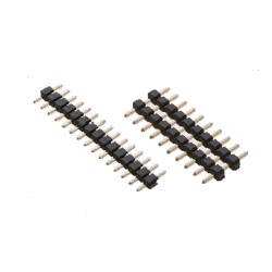 Nylon Pin Header / PSS-21 Pin (Square Pin), 2.00 mm Pitch, Straight (1 Row)