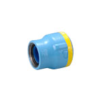 Tube End Anti-Corrosion Pipe Fittings - ZC Shaped water Faucet Socket