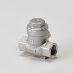 H Series 10K Type Flange Type Swing Type Check Valve JIS End-to-End and Face-to-Face (JIS B 2011)