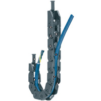 Energy Chain Small Slit Opening and Closing Type  (EZ Chain) E06 Type