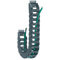 Energy Chain Large Slit Opening and Closing Type (EZ Chain) E16 Type