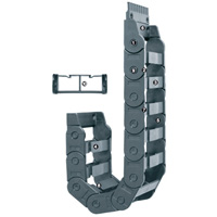 Peripherals for energy chain, Mounting Bracket, 2_ _ _ (For E200 / Z200 Type)
