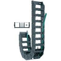 Energy Chain Large Slit Opening and Closing Type  (EZ Chain) Z300 Type