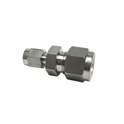 Double Ferrule Type Tube Fitting Unequal-Diameter Union MDUR