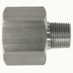 High-Pressure Pipe Fitting  Screw-in Type Pipe Fitting SSS Male Female Socket A Type