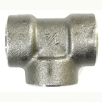 High-Pressure Fitting  Insertion Weld Type Pipe Fitting  WTA Tee