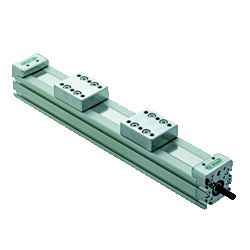 Actuator unit (open and close type)