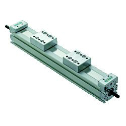 Actuator unit (open and close ring type, specify stroke dimension)