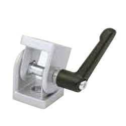 Line 5/6/8 Angle Hinge with Clamp Lever CAH