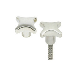 Stainless-Steel Cross-Shaped Knob (CK-SUS)