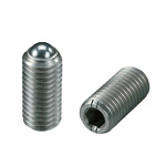 Hex Socket Ball Plunger (BSU, BSUH)