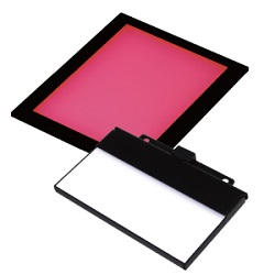 Square Edgelight Illuminator (Surface Emitting, Thin Type) IFLA/IFL Series