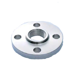 Stainless Steel Pipe Flange SUS F304 Screw-in Flange 10K