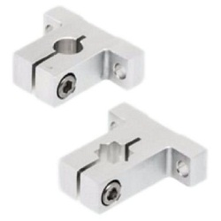 Sensor Bracket Flexible Aluminum / Mounting Base Mounting Base T (for Round Shaft / Angular Shaft)