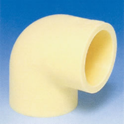 JFE Polybutene Tube, H-Type Fitting (Electrofusion Type) Elbow