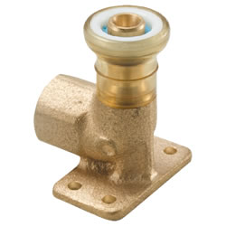 Elbow for J One Quick-2 Hydrant (Top Flange Plate)