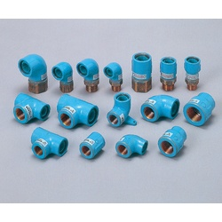 Dissimilar Metal Contact Prevention Type Core Fitting, C Core, Water Faucet Tee
