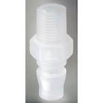 PP Joint  Plug  Male Screw Type