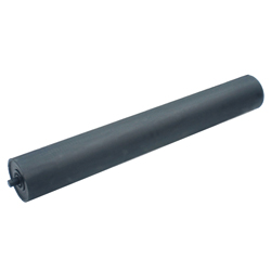 Rubber roll 3 t return roller