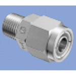 US2 Series Nipple for Flexible Tubes Made Up of Junlon Stainless Steel