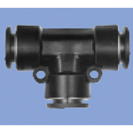 Junron One-Touch Fitting M Series (for General Piping) Union Tee