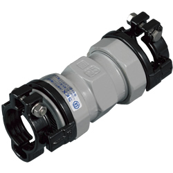 Elasticity/Flexibility Restraining Fitting - Steel Pipe Connections for Water Supply - SKX Socket